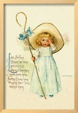 Little Bo Peep Framed Giclee Print by Maud Humphrey