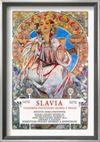 Slavia Insurance Company Posters by Alphonse Mucha