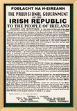 Irish Republic Framed Giclee Print