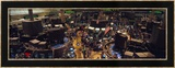 Stock Exchange, New York City, New York State, USA Gerahmter Fotografie-Druck von  Panoramic Images