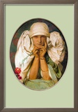 Jaroslava Mucha Print by Alphonse Mucha