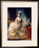 Marie Antoinette (1755-93) Queen of France, 1779 Framed Giclee Print by Elisabeth Louise Vigee-LeBrun