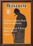 Weisheit Kunstdrucke