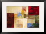 Urban Country II Framed Giclee Print by Judeen 