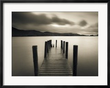 Barrow Bay, Derwent Water, Lake District, Cumbria, England Framed Photographic Print by Gavin Hellier