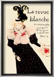 La Revue Blanche Prints by Henri de Toulouse-Lautrec