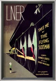 Take Me by the Flying Scotsman Poster