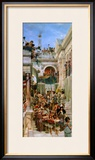 Spring, 1894 Framed Giclee Print by Sir Lawrence Alma-Tadema
