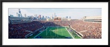 Soldier Field, Chicago, Illinois, USA Gerahmter Fotografie-Druck von  Panoramic Images