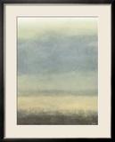 Coastal Rain I Gerahmter Giclée-Druck von Norman Wyatt Jr.