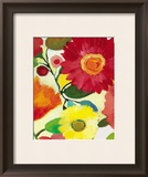 Garden of Love I Posters by Kim Parker