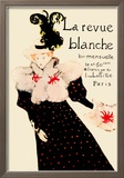 La Revue Blanche Posters by Henri de Toulouse-Lautrec
