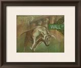 Bull Market Print by Ethan Harper