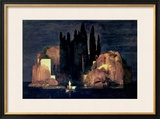 The Isle of the Dead, 1880 Framed Giclee Print by Arnold Bocklin