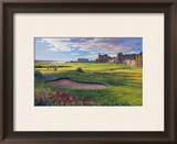 St Andrews Print by R. Sipos