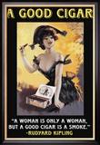A Good Cigar Posters