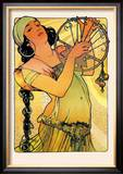 Salome Art by Alphonse Mucha