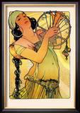 Salome Art by Alphonse Mucha