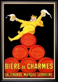 Biere de Charmes Prints by Jean D&#39; Ylen