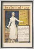 Be a Trained Nurse Art
