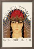 Republica Espanola Poster