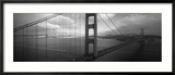 Golden Gate Bridge, San Francisco, Kalifornien, USA Gerahmter Fotografie-Druck von  Panoramic Images