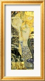 Water Serpents I, c.1907 Framed Giclee Print by Gustav Klimt
