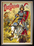 Don Quichotte Affiches