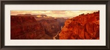 Toroweap Point, Grand Canyon, Arizona, USA Framed Photographic Print by  Panoramic Images