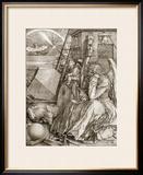 Melancholia, 1513 Framed Giclee Print by Albrecht Dürer