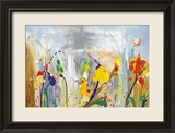 Bryony Framed Giclee Print by Daniel Phill