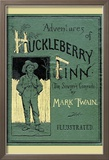 Adventures of Huckleberry Finn Print