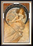 Painting Kunst von Alphonse Mucha