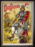 Don Quixote Prints
