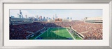 Soldier Field, Chicago, Illinois, USA Framed Photographic Print by Panoramic Images 
