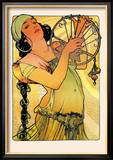 Salome Posters by Alphonse Mucha