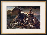 The Raft of the Medusa, 1819 Framed Giclee Print by Théodore Géricault