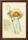 Little Bo Peep Poster von Maud Humphrey