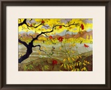Apple Tree with Red Fruit, c.1902 Framed Giclee Print by Paul Ranson