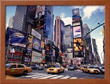 Times Square, New York City, USA Framed Photographic Print by Doug Pearson