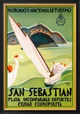 San Sebastian Julisteet