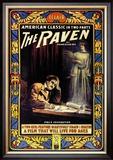 """Edgar Allen Poe's """"The Raven"""""""""""" Posters"""