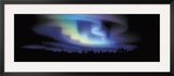 Northern Lights Framed Photographic Print by Panoramic Images 