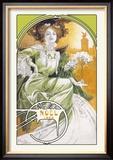 Noel 1903 Prints by Alphonse Mucha