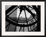 Musee D'Orsay, Paris, France Framed Photographic Print by Keith Levit