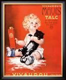 Mavis Talc Cats Talcum Powder, USA, 1920 Prints