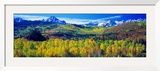 San Juan Mountains, Colorado, USA Framed Photographic Print by Panoramic Images 
