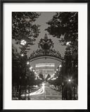 Triumphbogen, Paris, Frankreich Gerahmter Fotografie-Druck von Peter Adams