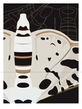 Spotted Missile Giclee Print by Belen Mena