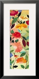 Freesia, Center Framed Giclee Print by Kim Parker